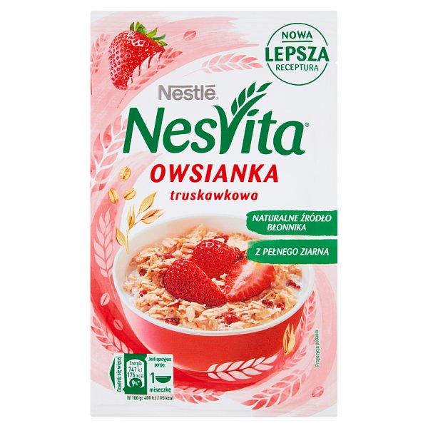 NesVita Owsianka truskawkowa 45 g