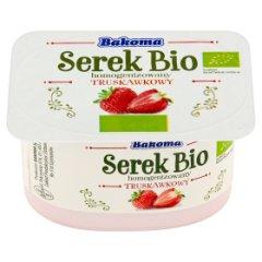 Serek bio truskawka