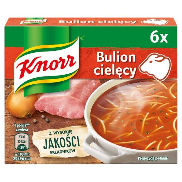 Bulion Knorr cielecy 3l