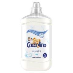 Coccolino Sensitive Płyn do płukania tkanin koncentrat 1800 ml (72 prania)