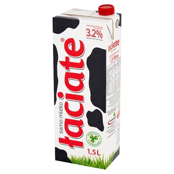 Łaciate Mleko UHT 3,2% 1,5 l