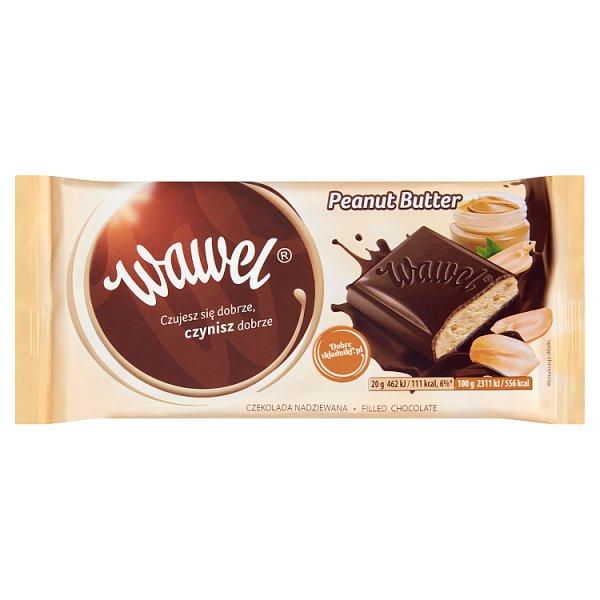 Wawel Peanut Butter Czekolada nadziewana 100 g