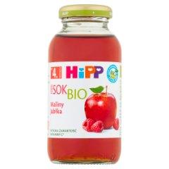 Napój Hipp malinowo - jabłkowy