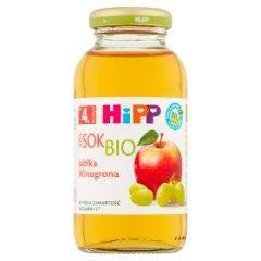 Sok Hipp jabłkowo - winogronowy