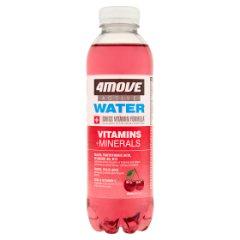 4Move Active Water Magnez + Witaminy Napój niegazowany o smaku wiśniowym 556 ml