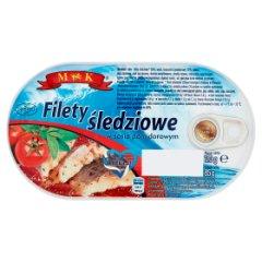 MK Filety śledziowe w sosie pomidorowym 170 g