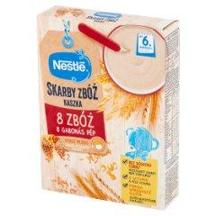 Kaszka Nestle 8 zbóż bifidus