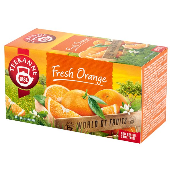 Herbata Teekanne pomarańczowa