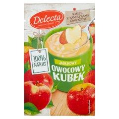 Kisiel Fisielowy kubek zielone jabłuszko