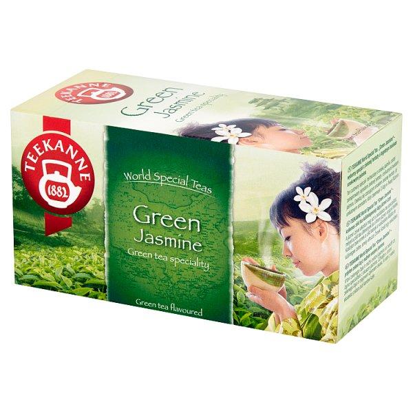 Herbata Teekanne zielona Green Tea Jasmine 20*1,75g