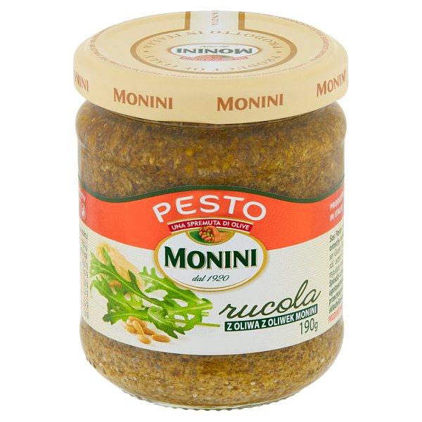 Pesto monini rucola