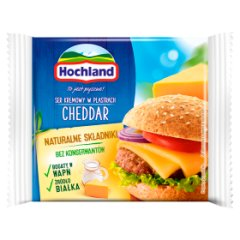 Ser Hochland Cheddar topiony plastry