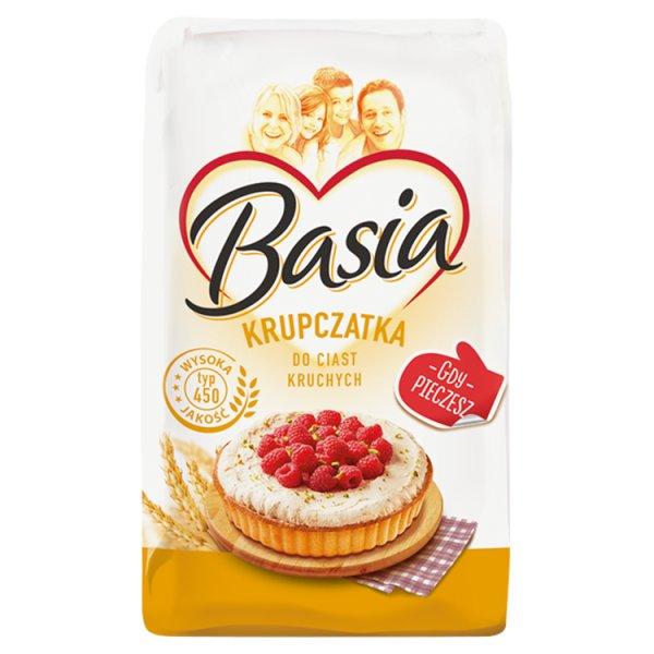 Basia Mąka krupczatka typ 450 1 kg
