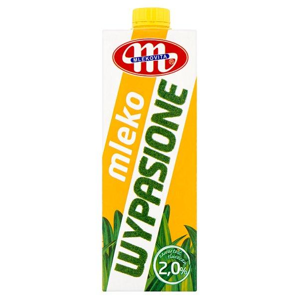 Mlekovita Wypasione Mleko UHT 2,0% 1 l