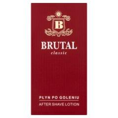 Płyn po goleniu brutal classic