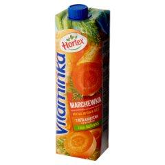 Sok Hortex Vitaminka marchwiowy
