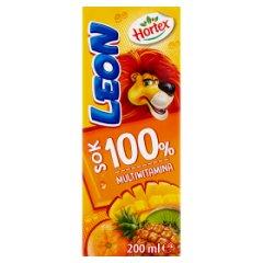 Hortex Leon Sok 100% multiwitamina 200 ml