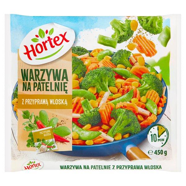 Hortex Warzywa na patelnię z przyprawą włoską 450 g