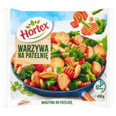 Warzywa na patelnię Hortex
