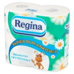 Regina Papier toaletowy rumiankowy 4 rolki