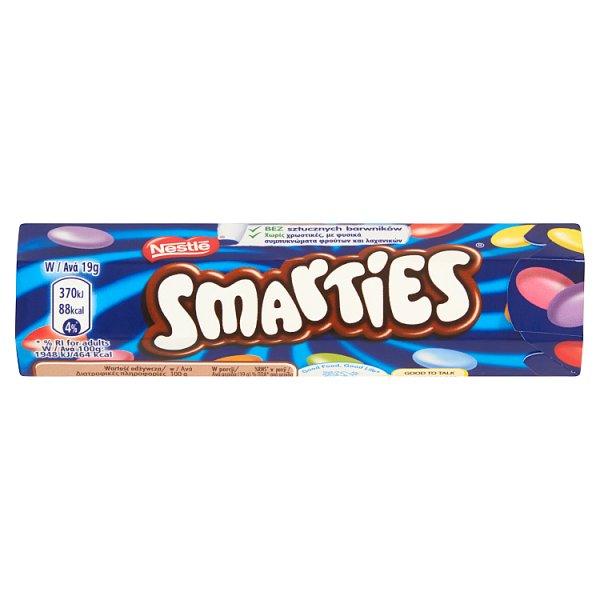 Draże Smarties tuba