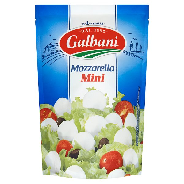 Galbani Ser Mozzarella mini 150 g