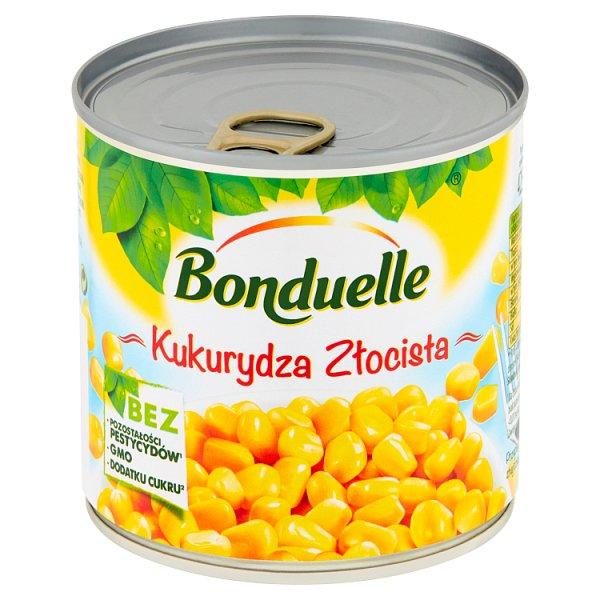 Kukurydza Bonduelle złocista