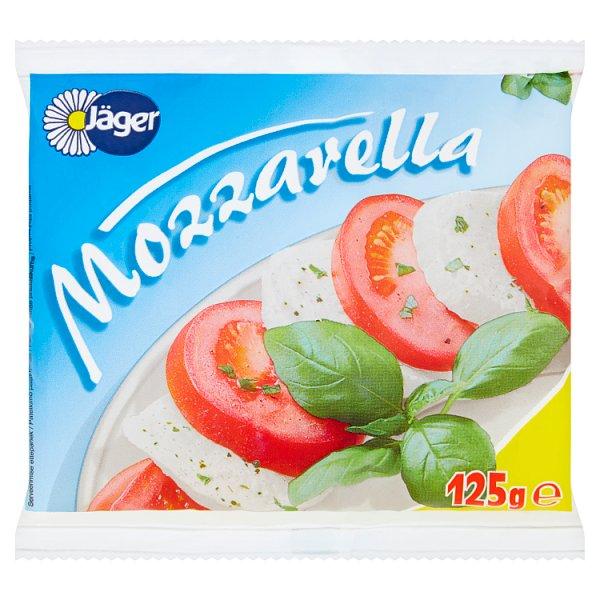 Ser Mozzarella w solance Jäger