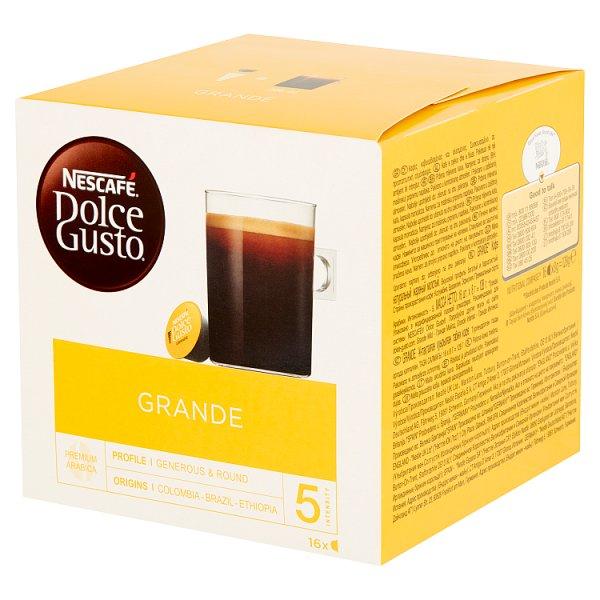 Nescafé Dolce Gusto Grande Kawa w kapsułkach 128 g (16 x 8 g)