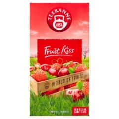 Herbata Teekanne kiss wiśniowo - truskawkowa