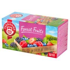 Teekanne World of Fruits Forest Fruits Aromatyzowana mieszanka herbatek owocowych 50 g (20 x 2,5 g)