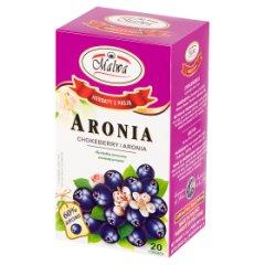 Malwa Herbatka owocowa aronia 40 g (20 x 2 g)