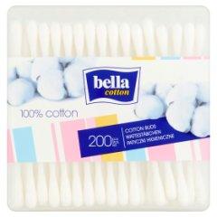 Patyczki Bella kosmetyczne pudełko 200szt.