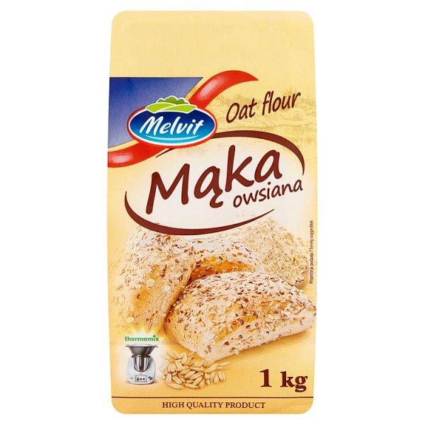 Melvit Mąka owsiana 1 kg