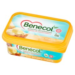 Benecol o smaku masła