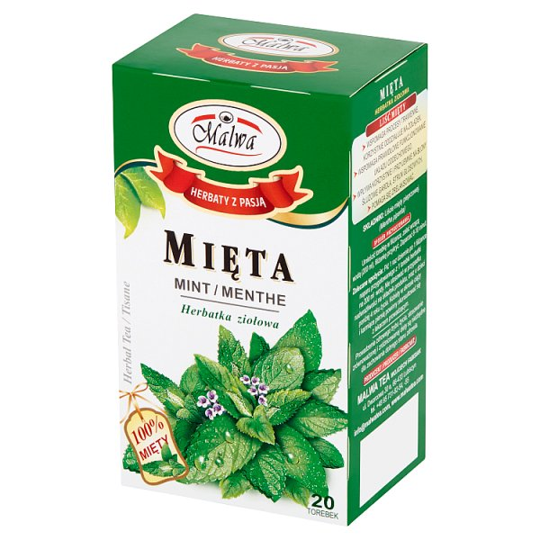Herbata Malwa Mięta