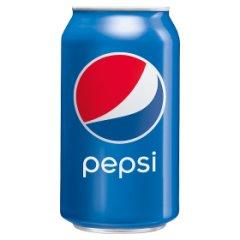 Pepsi puszka 0,33l