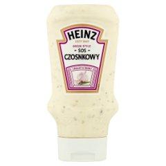 Heinz Greek Style Sos czosnkowy 420 g