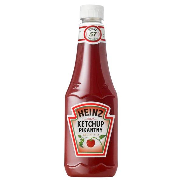 Ketchup heinz pikantny