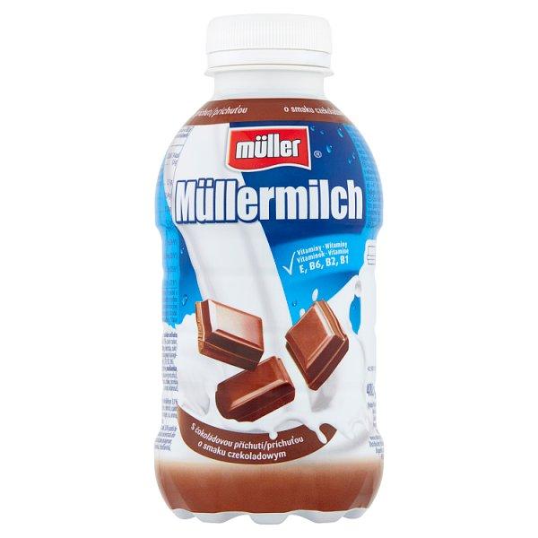 Napój Mullermilk czekolada