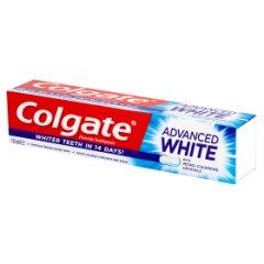 Pasta Colgate advanced whitening