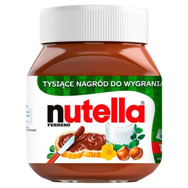 Krem Nutella