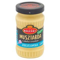 Musztarda Roleski jerozolimska