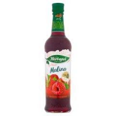 Herbapol Syrop owocowy malina 420 ml