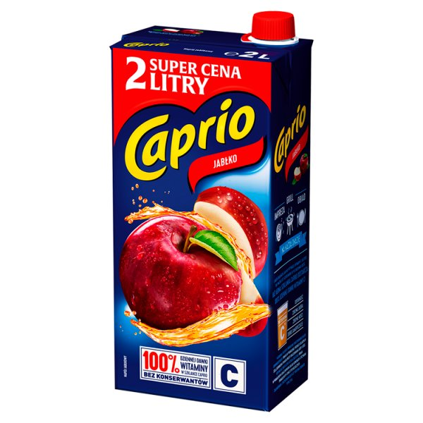Napój Caprio jabłko