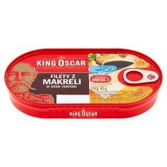 King Oscar Filety z makreli w sosie teriyaki 170 g