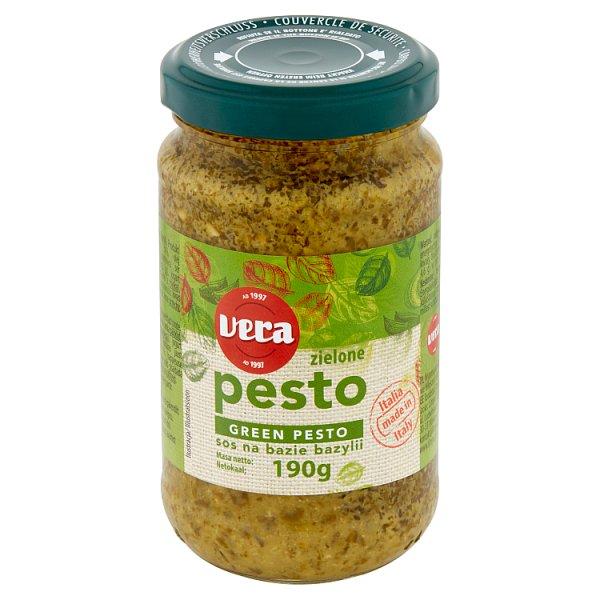 Vera Pesto zielone 190 g