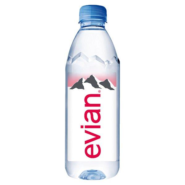 Woda naturalna mineralna Evian