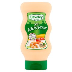 Develey Sos 1000 wysp 410 g