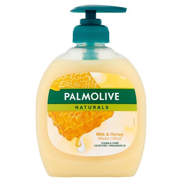 Palmolive Naturals Mydło w płynie do rąk mleko i miód 300 ml